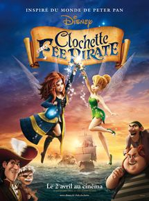 voir Clochette et la fée pirate streaming