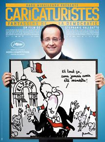 Caricaturistes – Fantassins de la démocratie streaming