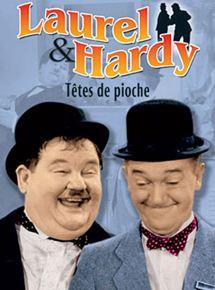 Bande-annonce Laurel et Hardy - Têtes de pioche