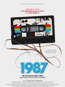 1987 affiche