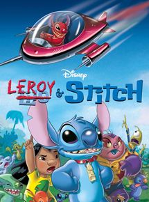 Leroy & Stitch streaming