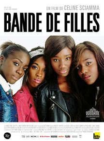 Bande de filles en streaming