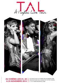 Concert Tal - Infini Live Tour (Côté Diffusion)