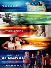 Projet Almanac streaming