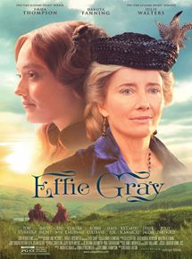 Effie Gray en streaming