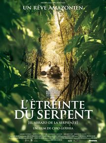 L'étreinte du serpent streaming
