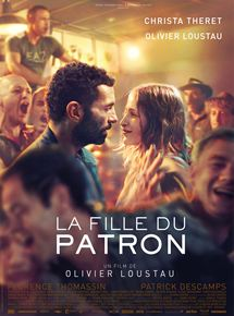 La fille du patron en streaming