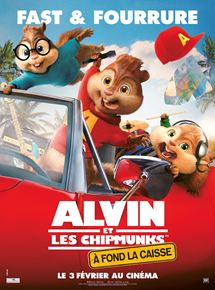 Alvin et les Chipmunks – A fond la caisse streaming