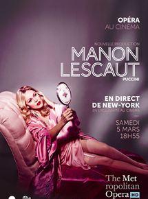 Manon Lescaut (Pathé Live)
