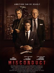 Misconduct streaming