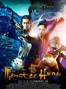 Monster Hunt en streaming