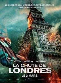 La Chute de Londres streaming