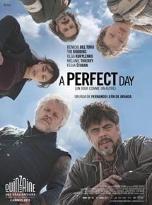 A perfect day, un jour comme un autre streaming