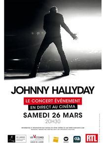 Johnny Hallyday – Le concert événement en direct au cinéma !
