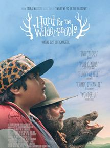 Hunt For The Wilderpeople en streaming
