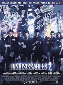 Insaisissables 2 streaming