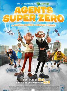 Bande-annonce Agents Super Zero