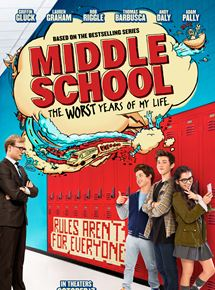 Middle School : The Worst Years of My Life streaming