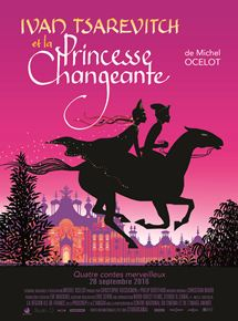 Ivan Tsarevitch et la princesse changeante streaming