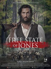 Voir Free State Of Jones en streaming