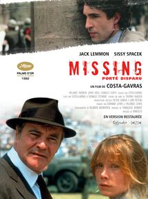 voir Missing (Porté disparu) streaming