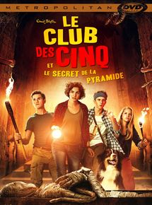 Le Club des 5 et le Secret de la Pyramide en streaming