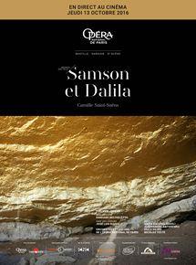 Samson et Dalila (UGC VIVA L'OPERA-FRA CINEMA)