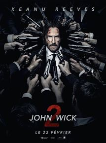 John Wick 2 en streaming