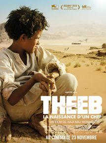 Theeb - la naissance d'un chef streaming