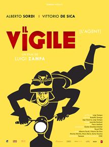 Il Vigile (L'agent) streaming