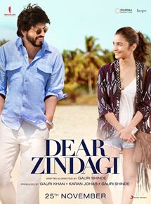 Dear Zindagi en streaming
