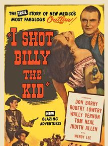 J'ai tué Billy le Kid