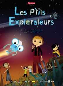 Les P'tits explorateurs streaming