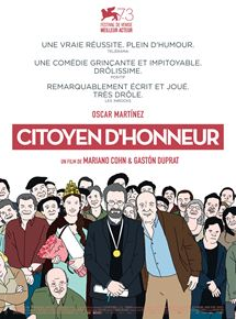 Citoyen d'honneur en streaming