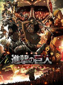 voir L'Attaque des Titans - Film 1 - L'Arc et la flèche écarlates streaming