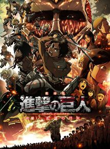 L'Attaque des Titans – Film 1 – L'Arc et la flèche écarlates streaming
