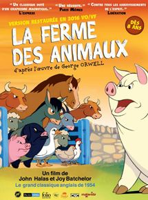 La Ferme des animaux streaming