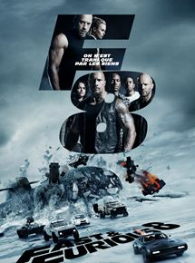 Fast & Furious 8 streaming