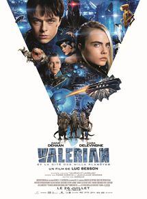 Bande-annonce Valérian et la Cité des mille planètes