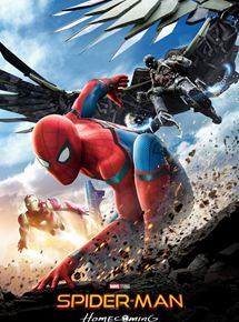 Spider-Man: Homecoming streaming gratuit