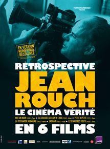 Rétrospective Jean Rouch - Le Cinéma vérité en 6 films