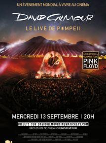 Pink Floyd's David Gilmour – Live à Pompéï