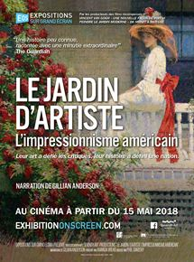 Le jardin d'artiste: L'Impressionnisme Américain streaming