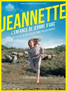 Jeannette, l'enfance de Jeanne d'Arc streaming