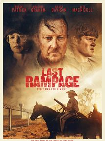 Last Rampage: The Escape of Gary Tison affiche