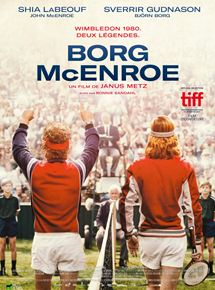 Borg/McEnroe streaming