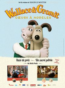 Wallace & Gromit : Cœurs à modeler streaming