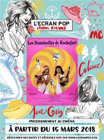 L'Écran Pop : Les demoiselles de Rochefort