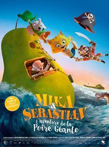 Mika & Sebastian : l'aventure de la Poire Géante streaming