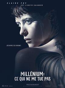 Millenium : Ce qui ne me tue pas streaming